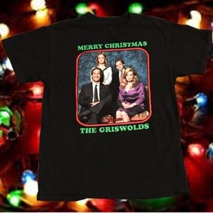 Christmas Vacation The Griswolds T-shirt